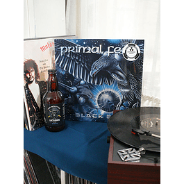VINILO PRIMAL FEAR BLACK SUN MARBLED