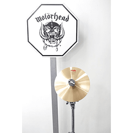 ACCENT CYMBAL 8 2002 PAISTE