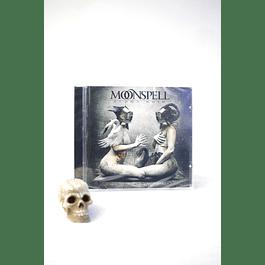 CD MOONSPELL ALPHA NOIR
