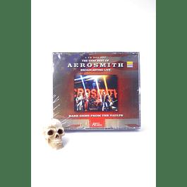 CD AEROSMITH RARE GEMS FROM THE VAULT BROADCAST
