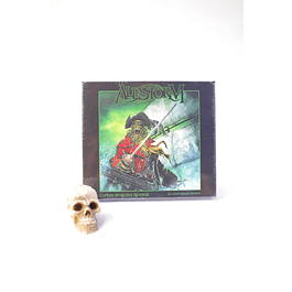 CD ALESTORM CAPTAIN MONTAN'S REVENGE (BOOK)