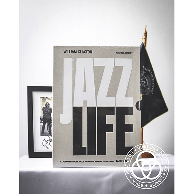 Jazz Life de William Claxton