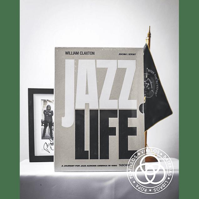 Jazz Life de William Claxton