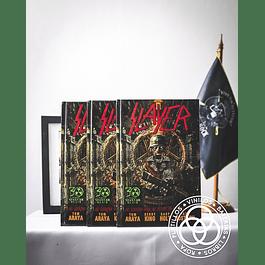Slayer, Hardcover en Inglés
