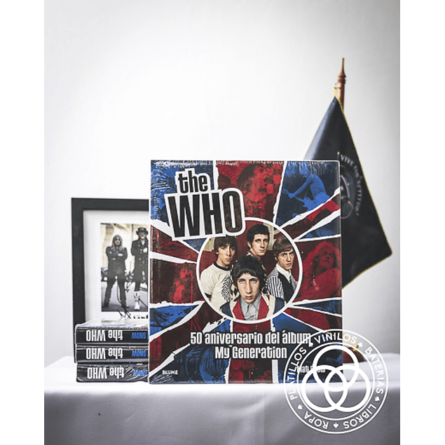 The Who, 50 aniversario del álbum My Generation de Mat Snow
