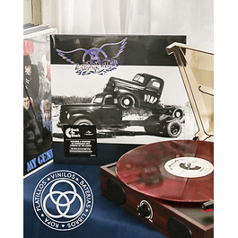 Vinilo Aerosmith Pump
