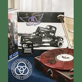 Vinilo Aerosmith Pump