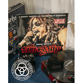 Vinilo Aerosmith Rockin Roots Of