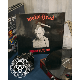 Vinilo Motorhead Whats Word Worth
