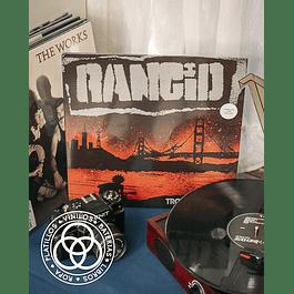 Vinilo Rancid Trouble Maker
