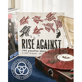 Vinilo Rise Against Long Forgotten Songs