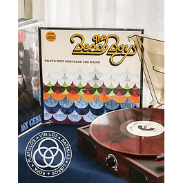 Vinilo The Beach Boys Thats Why God Make The Radio