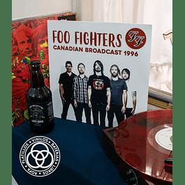 Vinilo Foo Fighters Canadian Broadcast