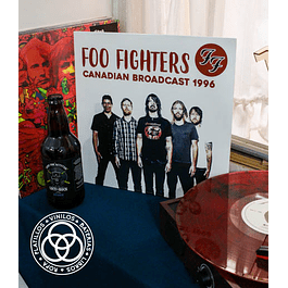 Vinilo Foo Fighters Canadian Broadcast