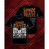 Polera From Enslavement To Obliteration Napalm Death