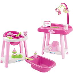 Nursery, Set cuidados del bebé 15pz