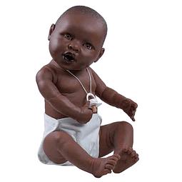 Newborn niña africana 52cm