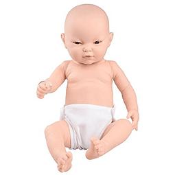 Newborn niña asiática 52cm
