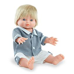 Play Dolls niño europeo con traje 38cm