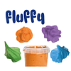 MY FIRST, PINTURA PARA DEDOS FLUFFY 4 COLORES Cod. 1441