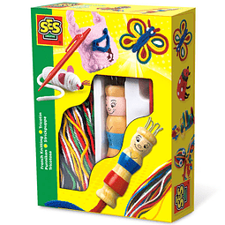 KIT DE TEJIDO FRANCES Cod. 862