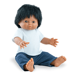 Play dolls niño latino 38cm con ropa