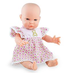Tiny babies niña europea 34cm con ropa