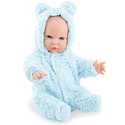 Tiny babies niño europeo 34cm con ropa
