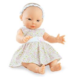 Tiny babies niña asiática 34cm con ropa