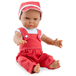 Tiny babies niño latino 34cm con ropa