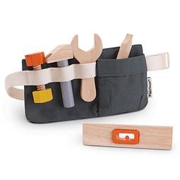 Cinturón con herramientas 5pz