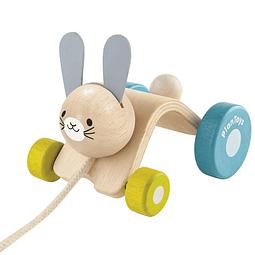 Conejo saltarín de arrastre