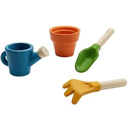 Set de jardinería 4pz