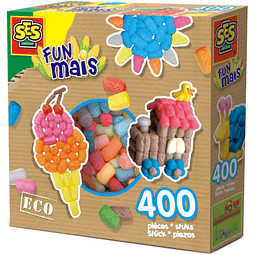 FUN MAIS, ECO KIT PARA CREAR FIGURAS Cod. 24962