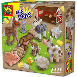 FUN MAIS, ECO KIT PARA CREAR TU GRANJA  Cod. 24972