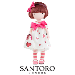 SANTORO's Gorjuss, LITTLE HEART  32 cm Cod. 04921