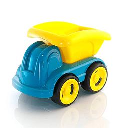 Minimobil dumpy volquete