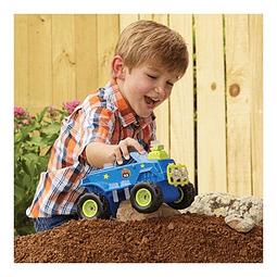 Construye y crea tu Monster Truck