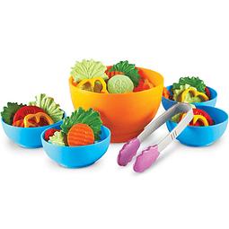 Juego de ensalada saludable 38pz