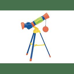 MI PRIMER TELESCOPIO-2020 GEOSAFARI JR