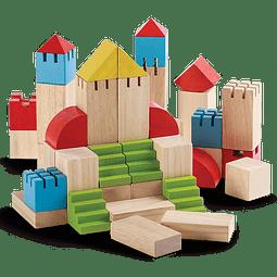 BLOQUES DE CONSTRUCCIÓN CREATIVOS