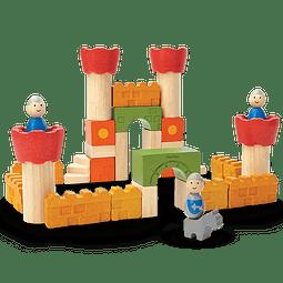 BLOQUES DE CONSTRUCCIÓN, CASTILLO