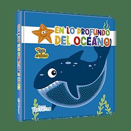EN LO PROFUNDO DEL OCÉANO - TOCO Y APRENDO SUAVES TEXTURAS