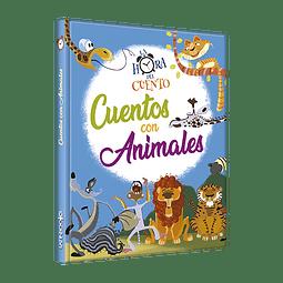 LA HORA DEL CUENTO - CUENTOS CON ANIMALES