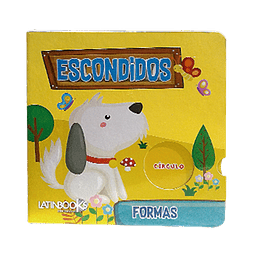 ESCONDIDOS - FORMAS