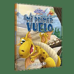 MUNDO ENCANTADO - MI PRIMER VUELO