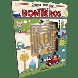 CIUDAD LABERINTO - CAMIÓN DE BOMBEROS
