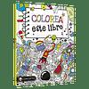 COLORES Y EMOCIONES - COLOREA ESTE LIBRO