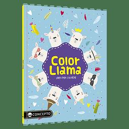 COLORES Y EMOCIONES - COLOR LLAMA