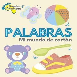 MI MUNDO DE CARTÓN - PALABRAS